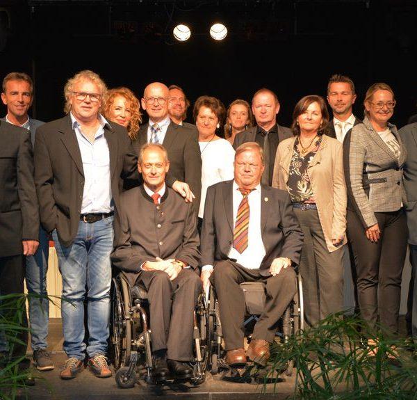 Wörgler Ehrenabend am 19.10.2018 im Komma Wörgl. Foto: Veronika Spielbichler