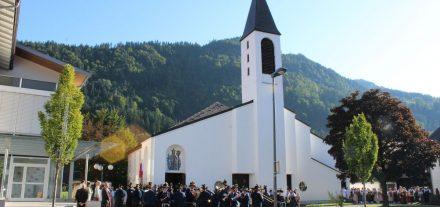 Holzmeisterkirche Bruckhäusl. Foto: Veronika Spielbichler