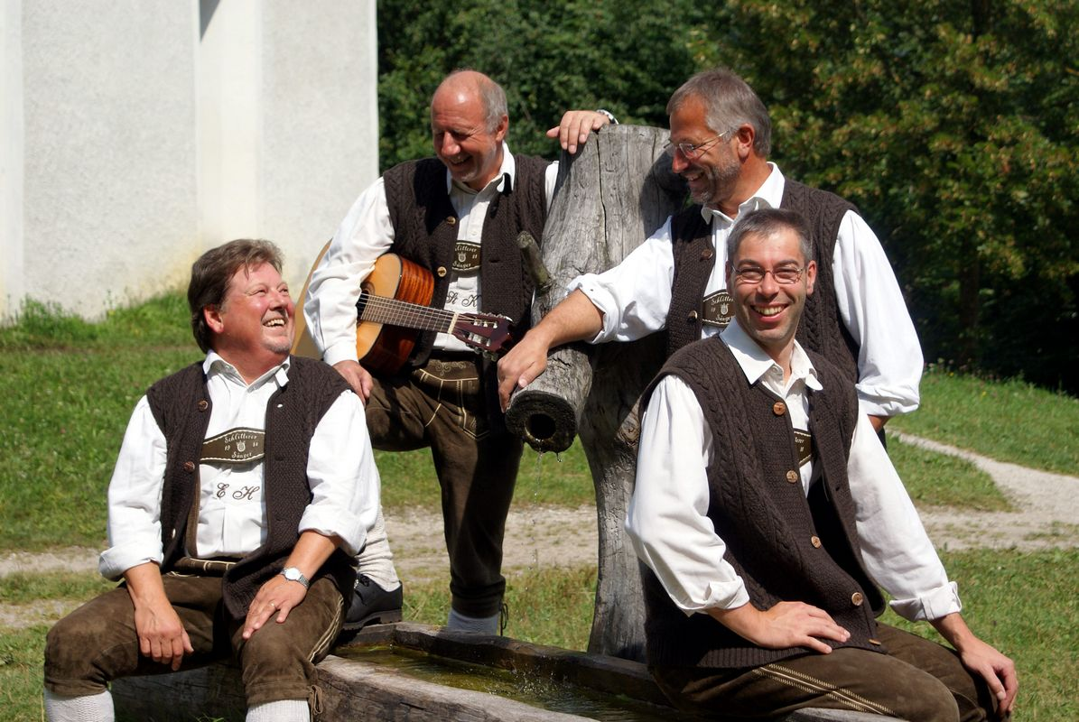 Schlitterer Sänger (Foto: privat)