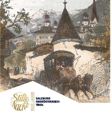 """2018 wird 200 Jahre """"Stille Nacht"""" gefeiert. Foto: Landesausstellung"""