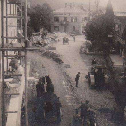 Das Wörgler Freigeld ermöglichte 1932/33 die Durchführung eines umfangreichen Bauprogrammes in Wörgl. Foto: Unterguggenberger Institut