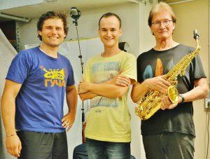 """Jazz-Trio """"Natur Ton"""" (Foto: privat)"""