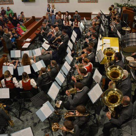 Herbstkonzert 2018 BMK Bruckhäusl. Foto: Veronika Spielbichler