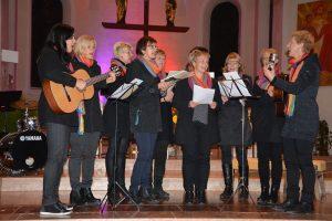 Benefizaktion CD klangraum kirche - Konzert am 10.11.2018 in der Pfarrkirche Wörgl. Foto: Veronika Spielbichler