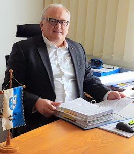 Bürgermeister Josef Haaser. Foto: Gemeinde Angath