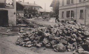 Mit Freigeld wurde ein Infrastrukturbauprogramm in Wörgl ermöglicht. Foto: Unterguggenberger Institut Archiv