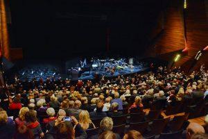 Uraufführung der Oper Stillhang am 28.12.2018 im Festspielhaus Erl. Foto. Elia Roman