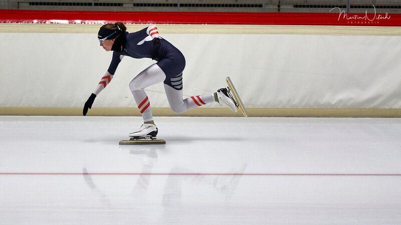 Anna Petutschnigg in action. Foto: SC Lattella Wörgl