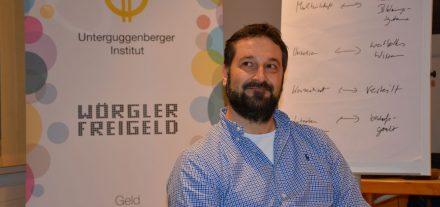 Heinz J. Hafner leitet den CryptoCircle auch 2019. Foto: Spielbichler