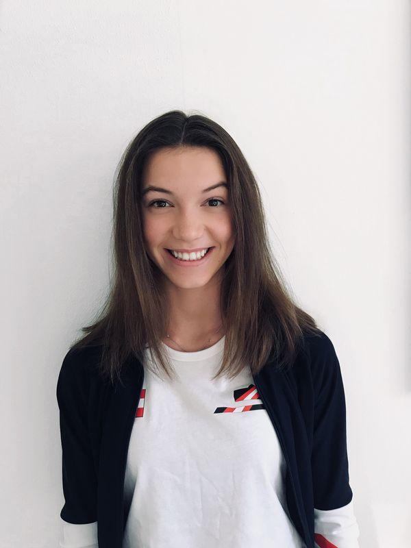 Anna Petutschnigg. Foto: SC Lattella Wörgl