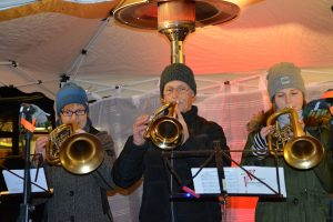Christkindlmarkt im Wörgler Seniorenheim-Stadtpark am 15.12.2018. Foto: Veronika Spielbichler