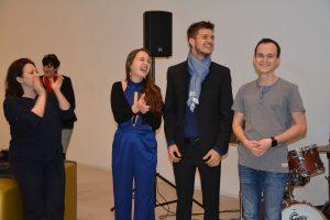 Uraufführung der Oper Stillhang am 28.12.2018 im Festspielhaus Erl. Foto: Veronika Spielbichler
