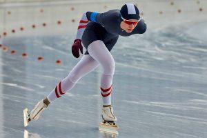 Anna Petutschnigg beim Europacup in Innsbruck. Foto: ASSA