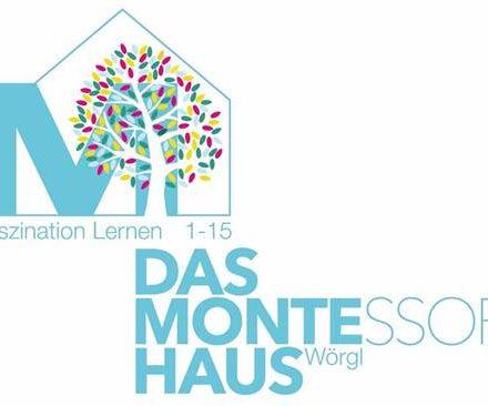 Logo des Montessori-Haus Wörgl.