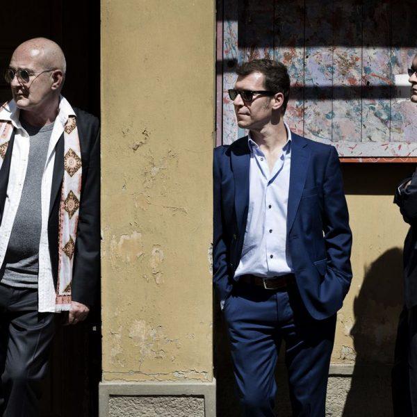 Stefan Sterzinger Trio: Stefan Sterzinger, Edi Koehldorfer und Franz Schaden, Retz 12.05.2018 Foto: Michèle Yves Pauty