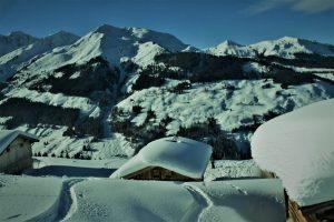 Die Wörgler Naturfreunde laden im Februar 2019 zu Touren. Foto: Naturfreunde Wörgl