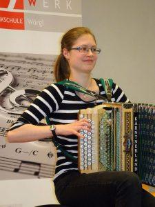 Sabrina Schipflinger. Foto: LMS Wörgl.