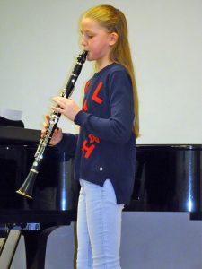 Magdalena Sapl zählte ebenso zu den erfolgreichen prima la musica-Teilnehmerinnen. Foto: LMS Wörgl
