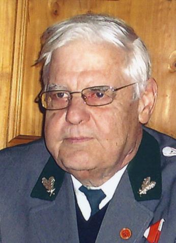 Roman Pfeiffer war Ehrenzeichenträger der Stadtgemeinde Wörgl. Foto: Familie Pfeiffer