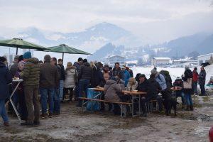 Groß war der Andrang beim Streetfood-Markt mit allerlei Yakspezialitäten am vergangenen Samstag in Wörgl. Foto: Stadtgemeinde Wörgl/Madersbacher