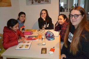 I-motion Jugendprojekt Wörgl - Lernfreude macht Schule. Foto: Veronika Spielbichler