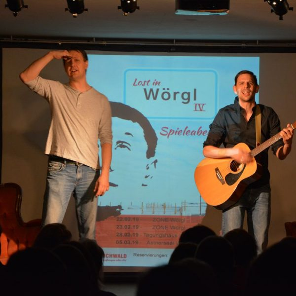 Lost in Wörgl IV am 22.2.2019. Foto: Veronika Spielbichler