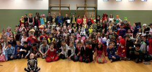 Insgesamt 180 Kinder nahmen teil. Foto: Stadtwerke Wörgl