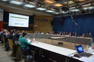 Wörgler Gemeinderat am 26. März 2019. Foto: Veronika Spielbichler