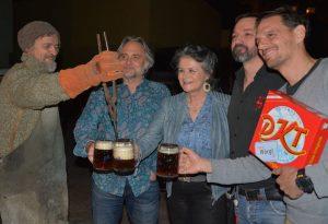 8. Starkbierfest in der Sito-Bar am Aschermittwoch, 6.3.2019. Foto: Veronika Spielbichler