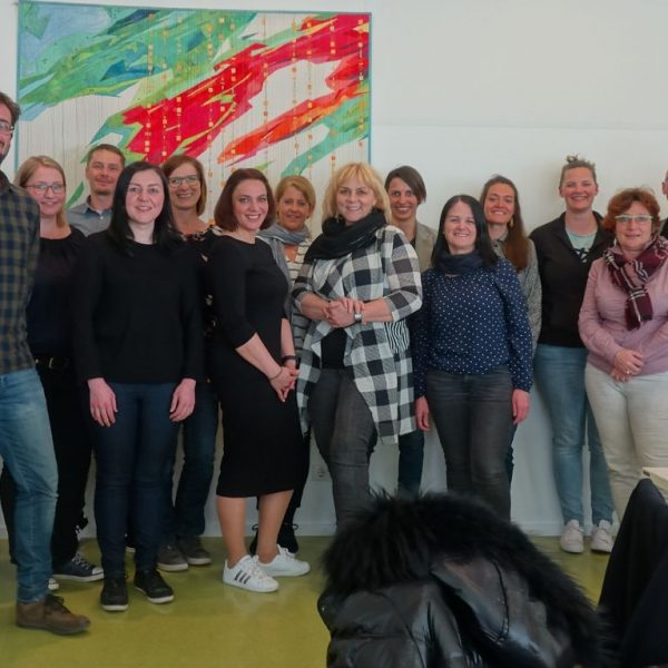 Beim Treffen der Tiroler Integrationsfachstellen in Wörgl. Foto: Komm!unity