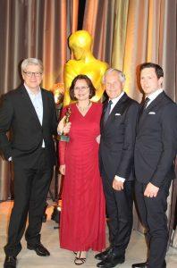 """Romy Akademie-Preis für den Spielfilm """"Das Wunder von Wörgl"""" - Preisverleihung am 11.4.2019. Foto: Veronika Spielbichler"""