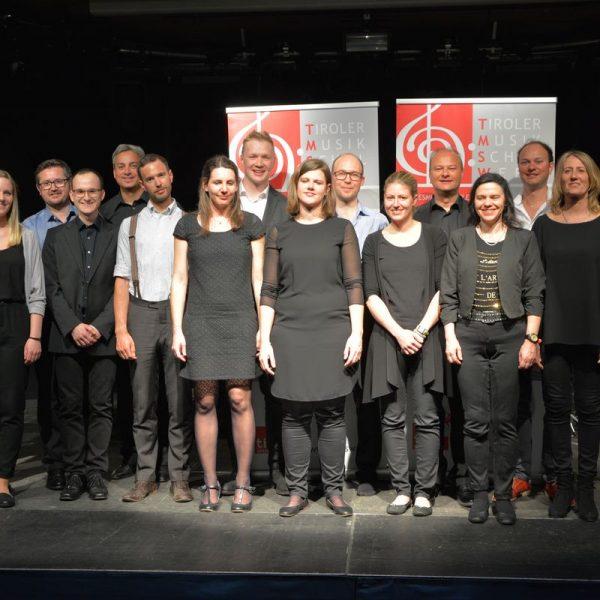 LMS Lehrerkonzert am 30.3.2019 im Komma Wörgl. Foto: Veronika Spielbichler