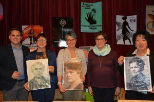 Erzähl-Café 100 Jahre Frauenwahlrecht am 17.4.2019 im Volkshaus Wörgl. Foto: Veronika Spielbichler
