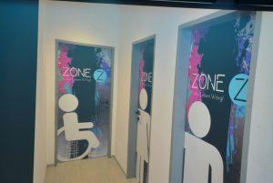 ZONE Eröffnungsfeier nach dem Umbau am 18.4.2019. Foto: Veronika Spielbichler