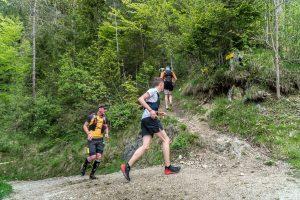 Die Laufstrecke führte auf die Hundalm. Foto: Stefan Ringler
