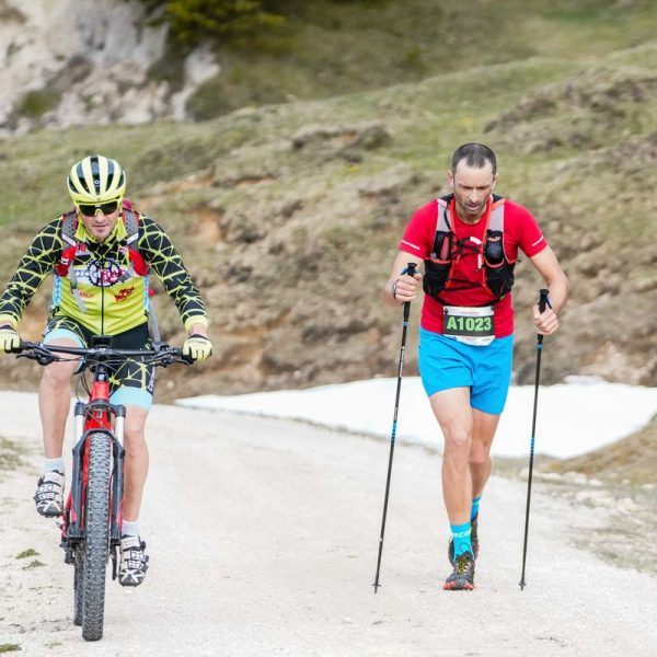 Herausfordernde Bergstrecke. Foto: eldoRADo