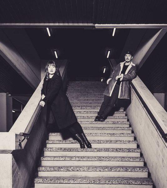 Anna Widauer und Chris Norz sind Low Potion und stellen am 31. Mai 2019 in der Zone Kultur.Leben.Wörgl ihr Debüt-Album vor. Foto: Ben Raneburger
