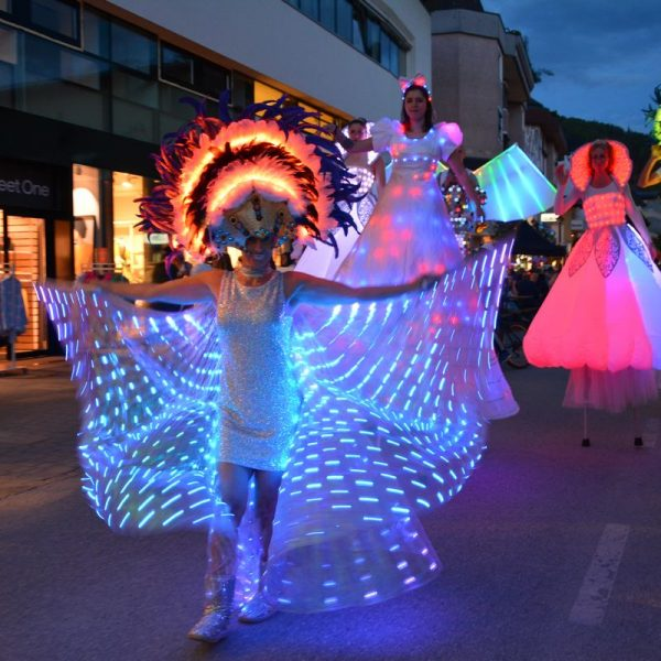 Night Shopping in Wörgl am 17. Mai 2019. Foto: Veronika Spielbichler