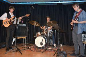 Jazz-Brunch am 26. Mai 2019 mit dem Trio Klein Kählwien in der Zone Wörgl. Foto: Veronika Spielbichler