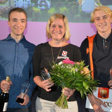 Sportlerehrung der Stadt Wörgl am 18.5.2018. Foto: Veronika Spielbichler