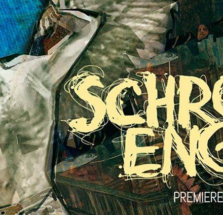 Die Gaststubenbühne Wörgl zeigt ab 25.10.2019 das Stück Schrottengel - das Plakat dazu entwarf einmal mehr Alex Mey. Grafik: GSBW facebook