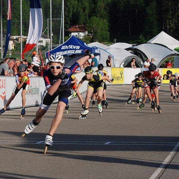 Alexander Farthofer aus Wörgl zählte beim Europacup zu Österreichs Top-Athleten. Foto: SC Lattella