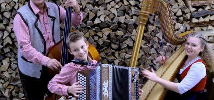 Am 21. und 22. Juni 2019 finden erstmals in Angerberg Volksmusiktage statt. Foto: Tiroler Ziachorgelverein