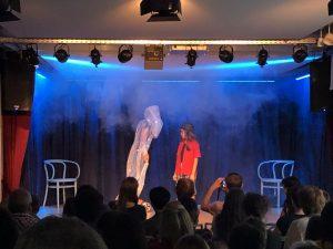 """Young Acting Theaterschule - Premiere """"Die Eiskönigin"""" am 12.6.2019 in der Zone Kultur.Leben.Wörgl. Foto: Andy Winderl"""