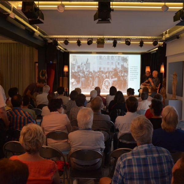 Heimat Wörgl Abend am 15. Juni 2019 in der Zone Kultur.Leben.Wörgl. Foto: Veronika Spielbichler