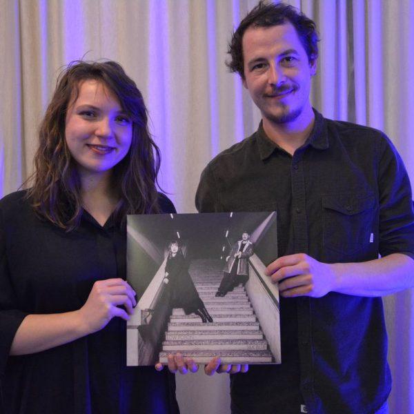 """CD-Präsentation """"Blue Silk"""" von Low Potion am 31.5.2019 in der Zone Kultur.Leben.Wörgl. Foto: Veronika Spielbichler"""