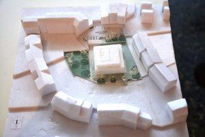 RIVA-Wohnbauprojekt Wörgl Lindenweg - Modell. Foto: Veronika Spielbichler
