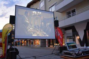 Wörgler Sommernacht Open Air-Kino Das Wunder von Wörgl am 17.7.2019. Foto: Veronika Spielbichler