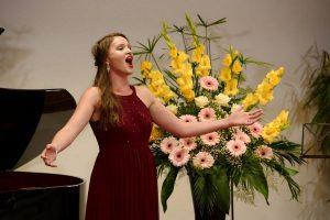 Verena Kronbichler, Mezzosopran aus Südtirol. Foto: Academia/Dabernig