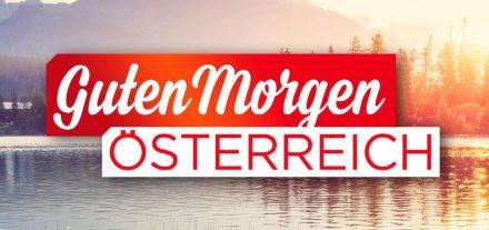 """Das Frühstücks-TV des ORF kommt mit der Sendung """"Guten Morgen Österreich"""" am 16. Oktober 2019 nach Wörgl. Foto: ORF"""